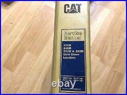 Caterpillar 236B 246B 252B 262B Skid Steer factory service manual OEM