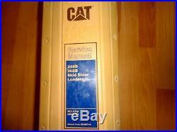 Caterpillar 248B 268B Skid Steer factory service manual SCL LBA UP SENR8740