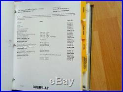 Caterpillar 277C 287C 297C Multi Terrain Loader service manual JWF MAS GCP OEM