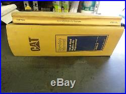 Caterpillar 303.5 Mini-Hydraulic Excavator Repair Service Manual AFW1-Up