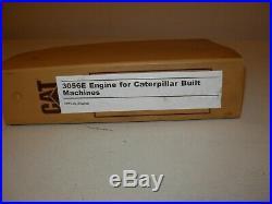 Caterpillar 3056E Engine Service Manual for Caterpillar Built Machines