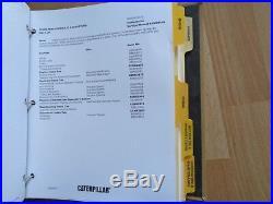 Caterpillar 305CR Mini Hydraulic Excavator service manual DGT1-up OEM
