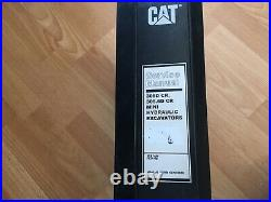 Caterpillar 305D CR 305.5D CR Mini Excavator factory service manual XER1 FLZ1 Up