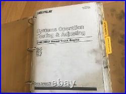 Caterpillar 3100 HEUI Diesel Truck Engine Factory service manual OEM