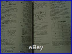 Caterpillar 3126B Truck Engine Service Shop Repair Manual 7AS1 8SZ1 Factory OEM