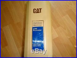 Caterpillar 315C Excavator factory service manual CFB CJC AKE BTL CFL CFT OEM