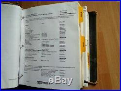 Caterpillar 315C Excavator factory service manual OEM