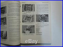 Caterpillar 3208 Diesel Truck Engine Service Manual 32Y1-UP 51Z1-UP CAT USED x