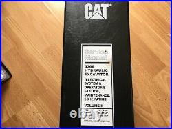 Caterpillar 336E Excavator factory service manual Vol II KENR7980