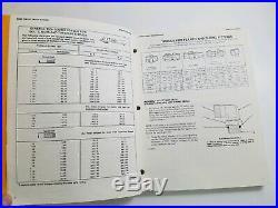 Caterpillar 3406B Service Manual Engine Repair Manual Excellent SEBR0544