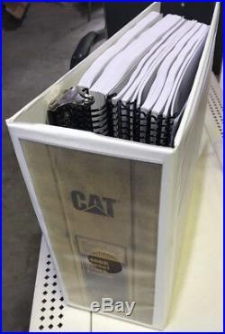 Caterpillar 3406e Service Manual 5ek 6ts Cat