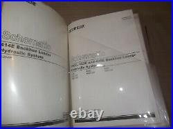 Caterpillar 414e 416e 420e 422e 428e 430e 432e 434e 442e Backhoe Service Manual