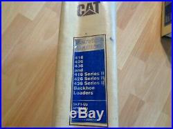 Caterpillar 416 426 436 Series I & Series II Backhoe Loader service manual OEM