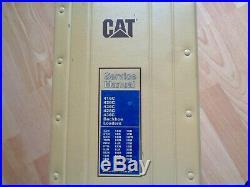 Caterpillar 416C thru 438C Backhoe Loader factory service manual OEM