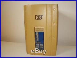 Caterpillar 416E 420E 422E 428E 430E 432E 434E 442E 444E BHLoader Service Manual