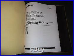 Caterpillar 416b 426b 428b 436b 438b Backhoe Loader Shop Repair Service Manual