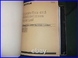 Caterpillar 416d 420d 424d 428d 432d 438d Backhoe Loader Repair Service Manual 2