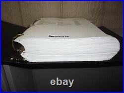Caterpillar 416e 420e 430e Backhoe Loader Shop Repair Service Manual Book Set