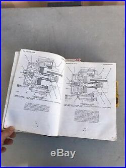 Caterpillar 623B Wheel Tractor-Scraper Service Manual 46P 61E REG01607