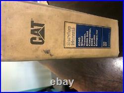 Caterpillar 824G, 825G, 826G Service Manual and Parts Manual Volume 2