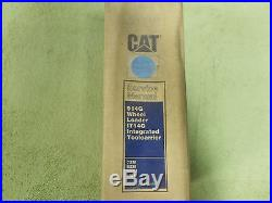 Caterpillar 914F 7ZM, 8ZM, 9WM, 1WN, CAT Wheel Loader Service Manual Book