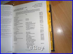 Caterpillar 920 930 930T 930T Series II Wheel loader service manual 17B 79J