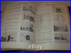 Caterpillar 920 930 Wheel Loader Service Manual, s/n's listed