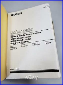 Caterpillar 930G Wheel Loader Service Manual TWR1-Up/TFW1-Up 12/04