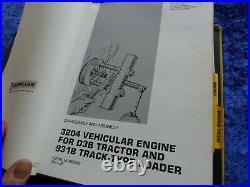 Caterpillar 931b Track-type Loader Service Manual
