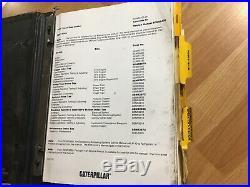 Caterpillar 953C Track Type Loader factory service manual OEM 2ZN1-1749