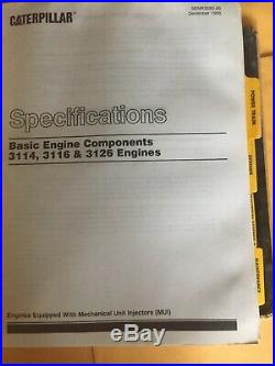 Caterpillar 963B 963 B Track Type Loader Shop Service Repair Manual Cat 9bl