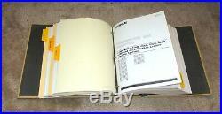 Caterpillar Backhoe Loader Volume II 2 Service Manual 416d 420d 424d 428d 430d