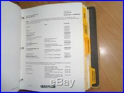 Caterpillar C-10 C-12 Truck Engine factory service manual MBJ MBL OEM