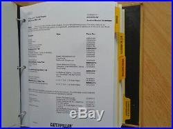 Caterpillar C-10 C-12 Truck Engine factory service manual MBJ MBL OEM VG