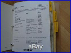 Caterpillar C-15 C-16 Truck Engine factory service manual C15 C16 6NZ 7CZ OEM