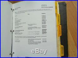 Caterpillar C-15 Truck Engine factory service manual C15 MBN1-UP OEM