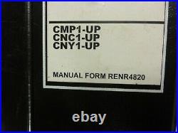 Caterpillar CAT 267 277 & 287 Multi Terrain Loaders Repair Service Manual