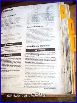 Caterpillar CAT 3176B Diesel Truck Engine Service Repair Manual S/N 9CK1-Up #559