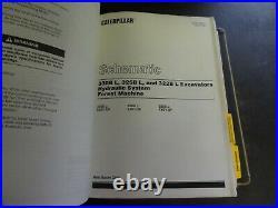 Caterpillar CAT 330B L Excavators Repair Service Manual 6DR1-Up