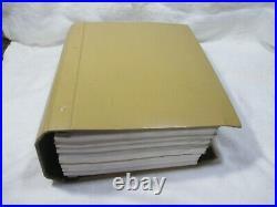 Caterpillar CAT 330D and 336D Excavators Service Manual Volume I RENR9680