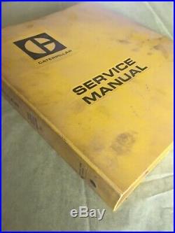 Caterpillar CAT 3406 TRUCK ENGINE 92U SERVICE MANUAL Diesel Shop Repair Book