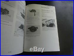 Caterpillar CAT 3406B Diesel Truck Engine Service Manual SEBR0544-02