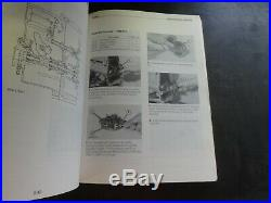Caterpillar CAT 3406B Diesel Truck Engine Service Manual SEBR0544-03