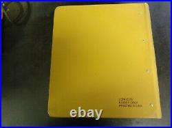 Caterpillar CAT 416 426 436 416 Series II Backhoe Loaders Service Manual