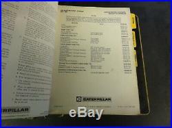 Caterpillar CAT 416 426 Backhoe Loaders Service Manual 5PC 7BC