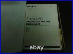 Caterpillar CAT 416B 426B 428B 436B 438B Backhoe Loaders Repair Service Manual