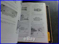 Caterpillar CAT 416D 420D 424D 428D 430D 432D 438D Backhoe Loader Service Manual