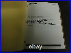 Caterpillar CAT 515 525 Wheel Skidder Repair Service Manual