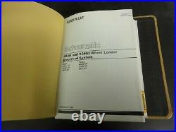 Caterpillar CAT 924G 924Gz Wheel Loader Repair Service Manual