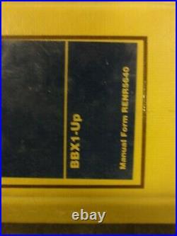 Caterpillar CAT 953C Track Type Loader Repair Service Manual BBX1-Up